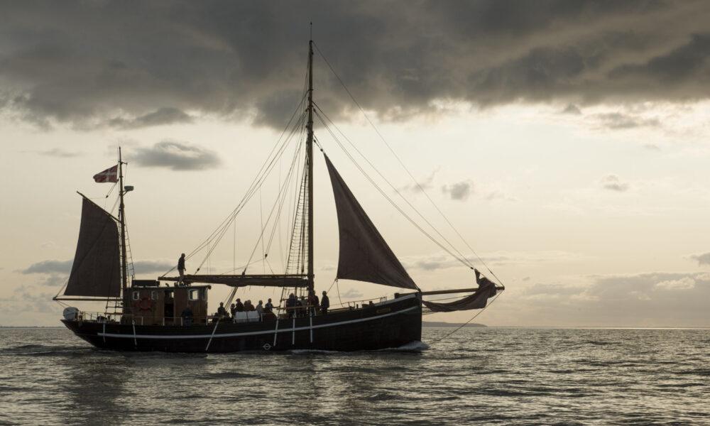Askespredning på havet / © Bent Nygaard Larsen