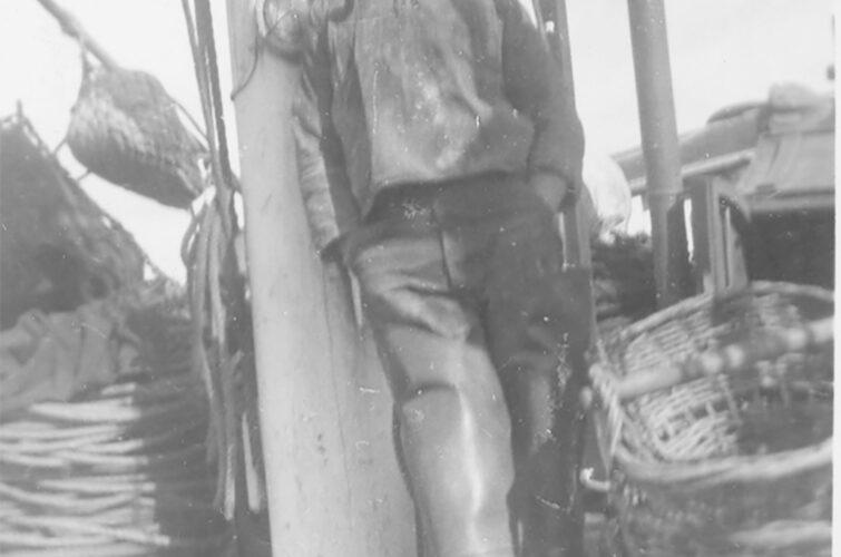 Sømand med pibe