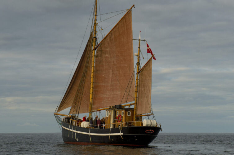 Galleri af sejlene på Castor / © Bent Nygaard Larsen