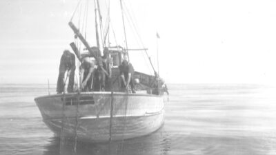 Fiskeri på havet