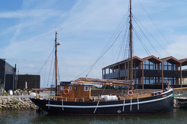 Castor ved Bogense Havn
